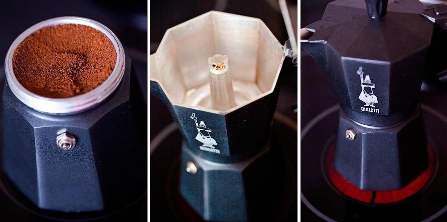 Как варить кофе в гейзерной кофеварке –правила и рекомендации