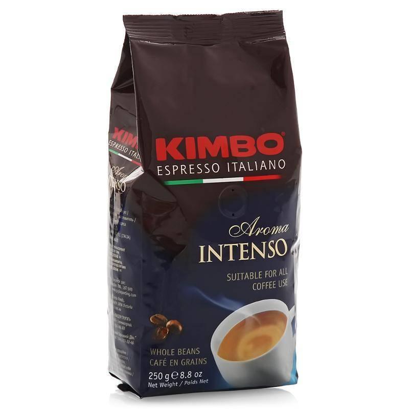 Кофе в зернах kimbo top flavour 1000 г м/у