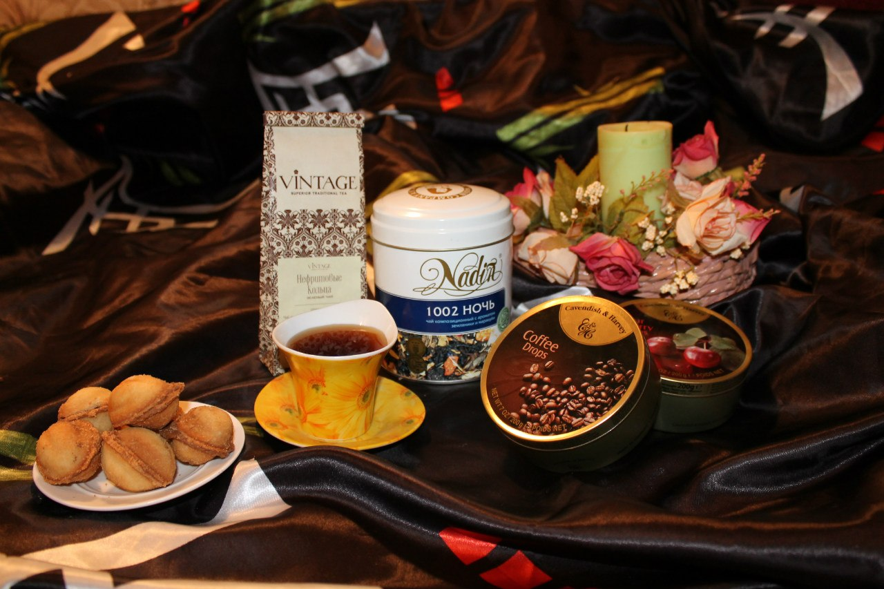 Чай vintage— отзывы