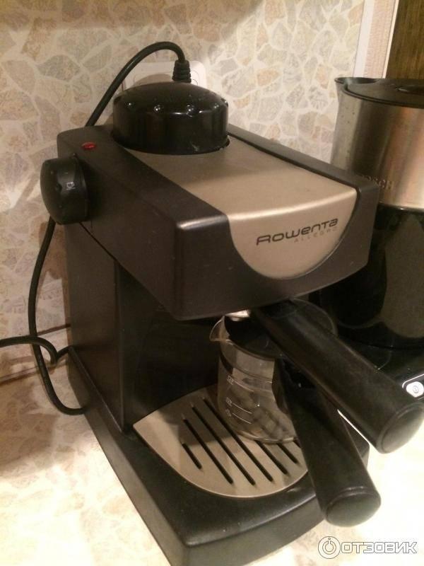 Кофемашина для эспрессо rowenta еs 620020 / приборы / моднонемодно.ру