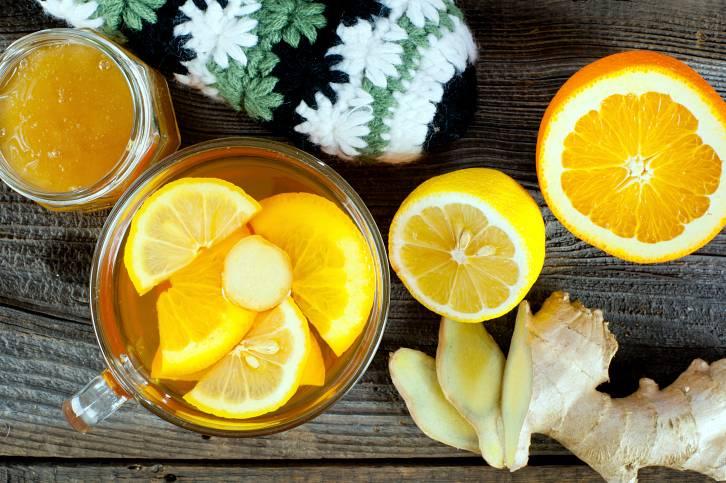 Применение имбиря от простуды