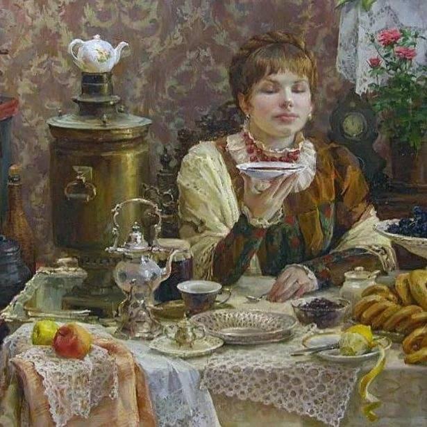Русский чай: русская посуда для чаепития, чайные традиции