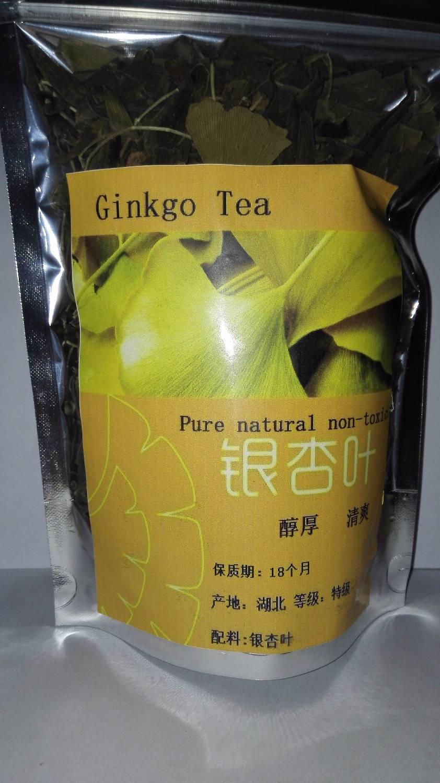 Чайный напиток гинкго билоба