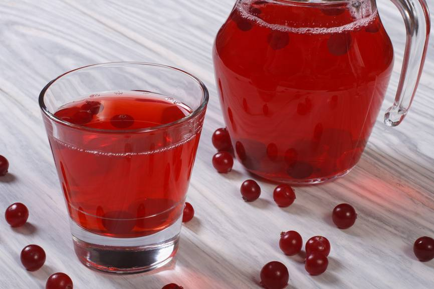 Как приготовить клюквенный морс из свежих ягод? полезные рецепты | рутвет - найдёт ответ!