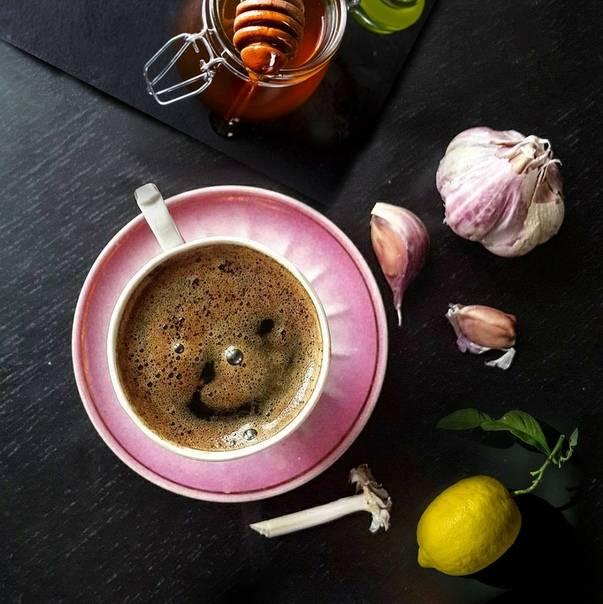 Кофе с чесноком - люблю готовить - страна мам