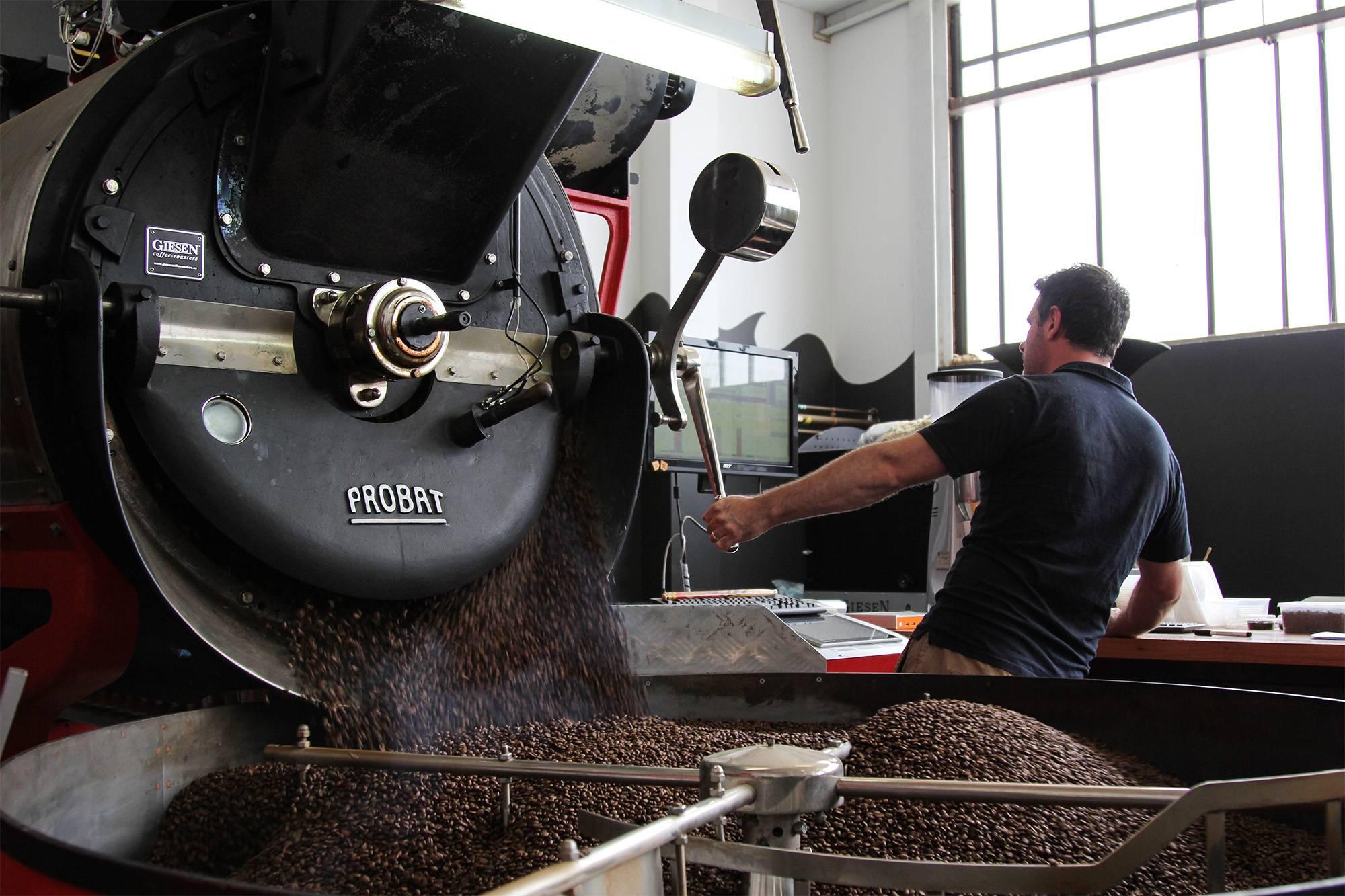 Страны – производители кофе