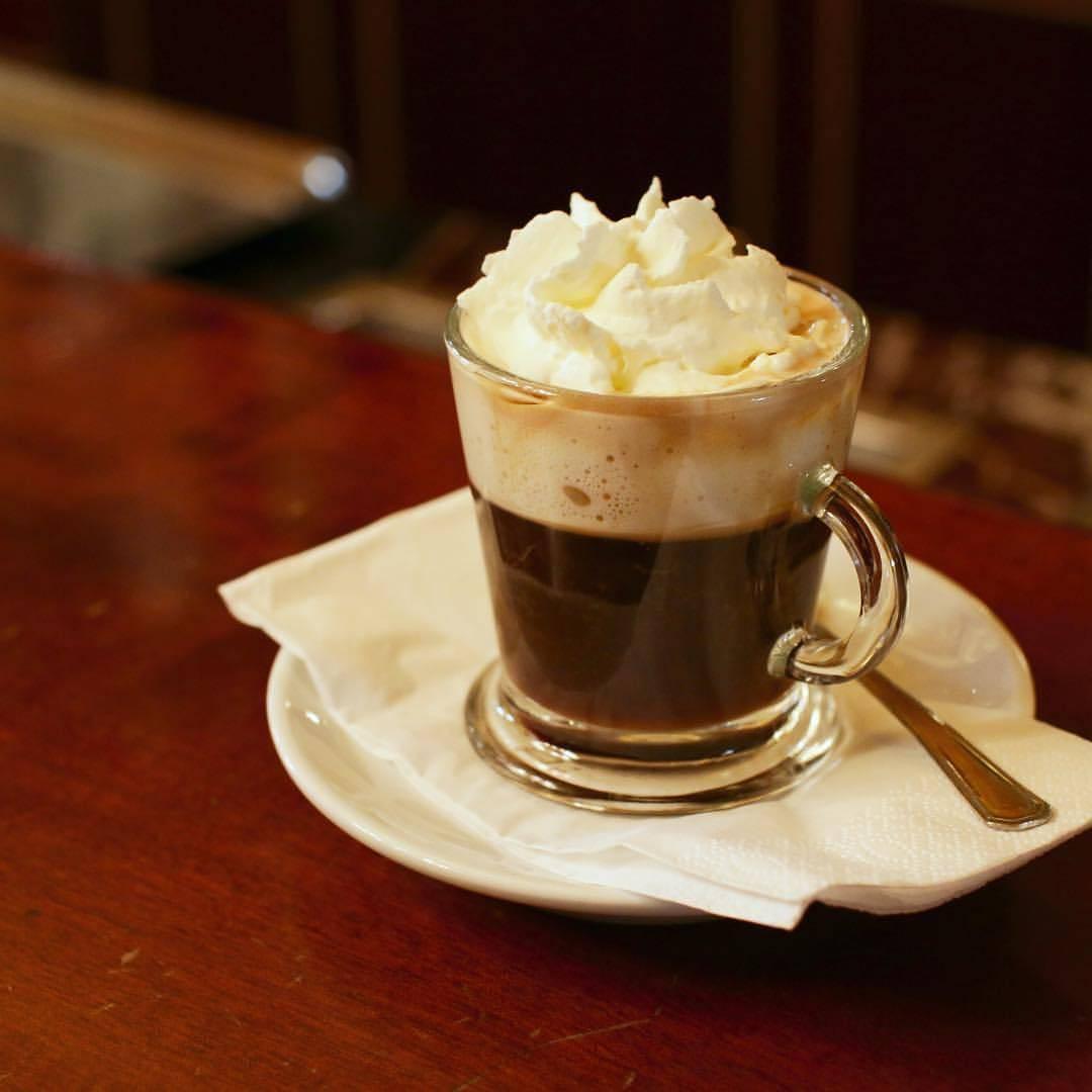 Рецепт кофе по-венски - 8 пошаговых фото в рецепте