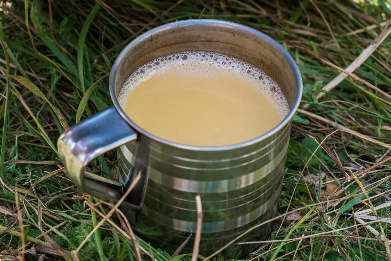 Калмыцкий чай: химический состав, полезные свойства, традиционный рецепт заваривания