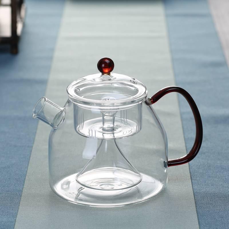 Разновидности заварочных проливных чайников с кнопкой: гунфу, стеклянный
