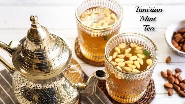 Необычный чай с кедровыми орешками