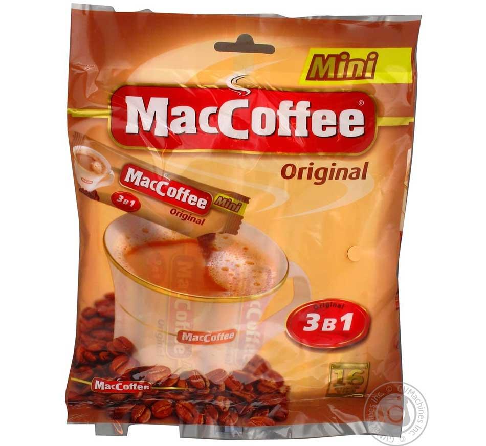 Из чего делают популярный маккофе 3 в 1 другие продукты этой марки