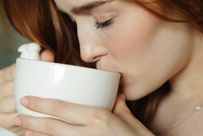 Крепкий чай при диарее