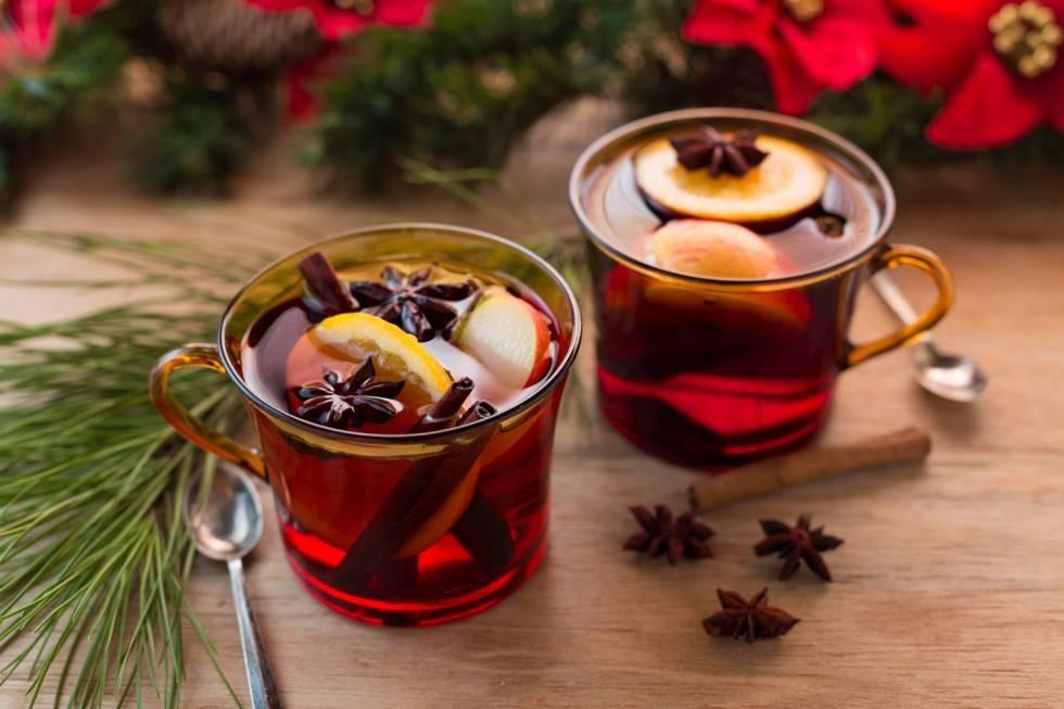 Простые рецепты безалкогольного глинтвейна согреют этой зимой