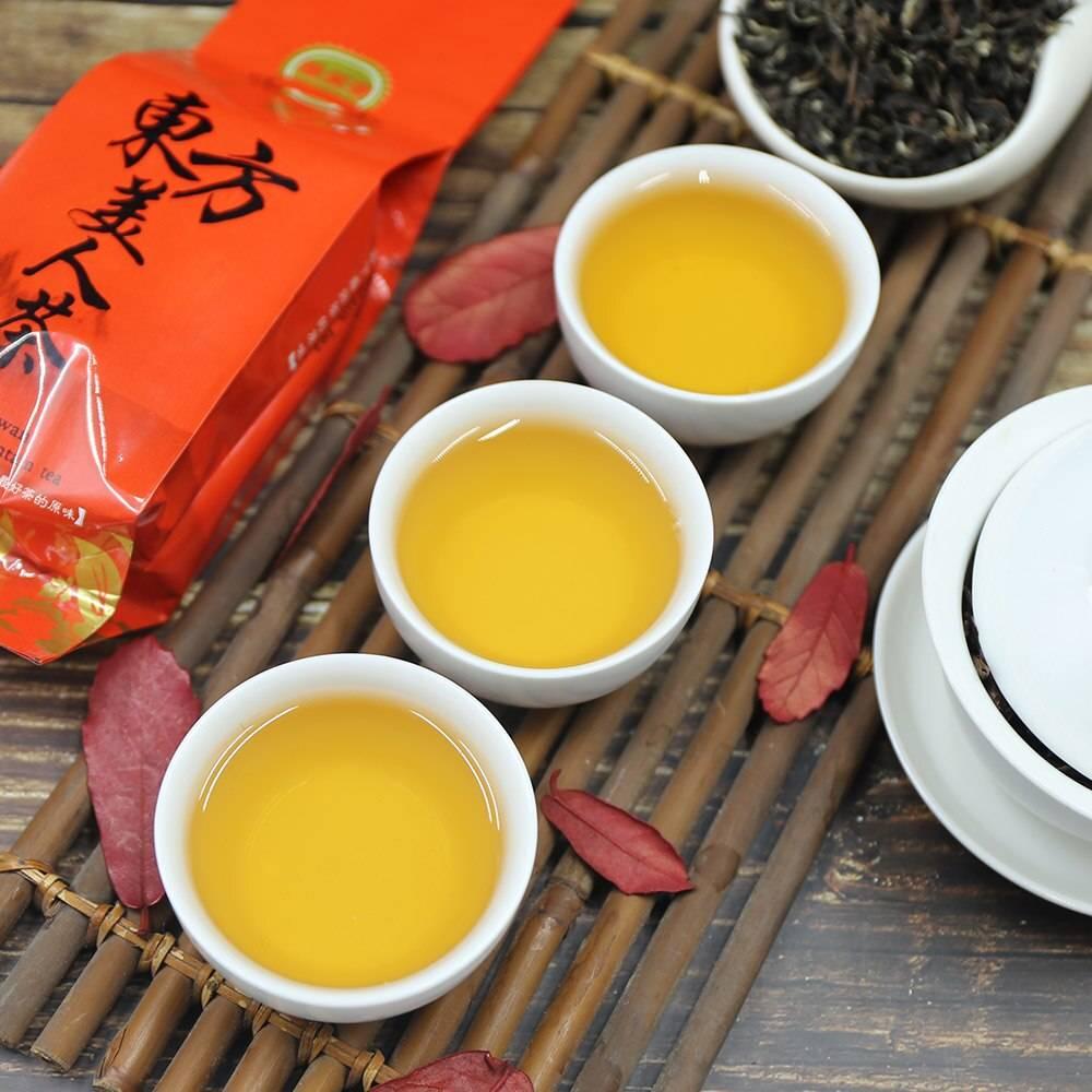 Мир тайваньских улунов с приятным вкусом и непередаваемым ароматом