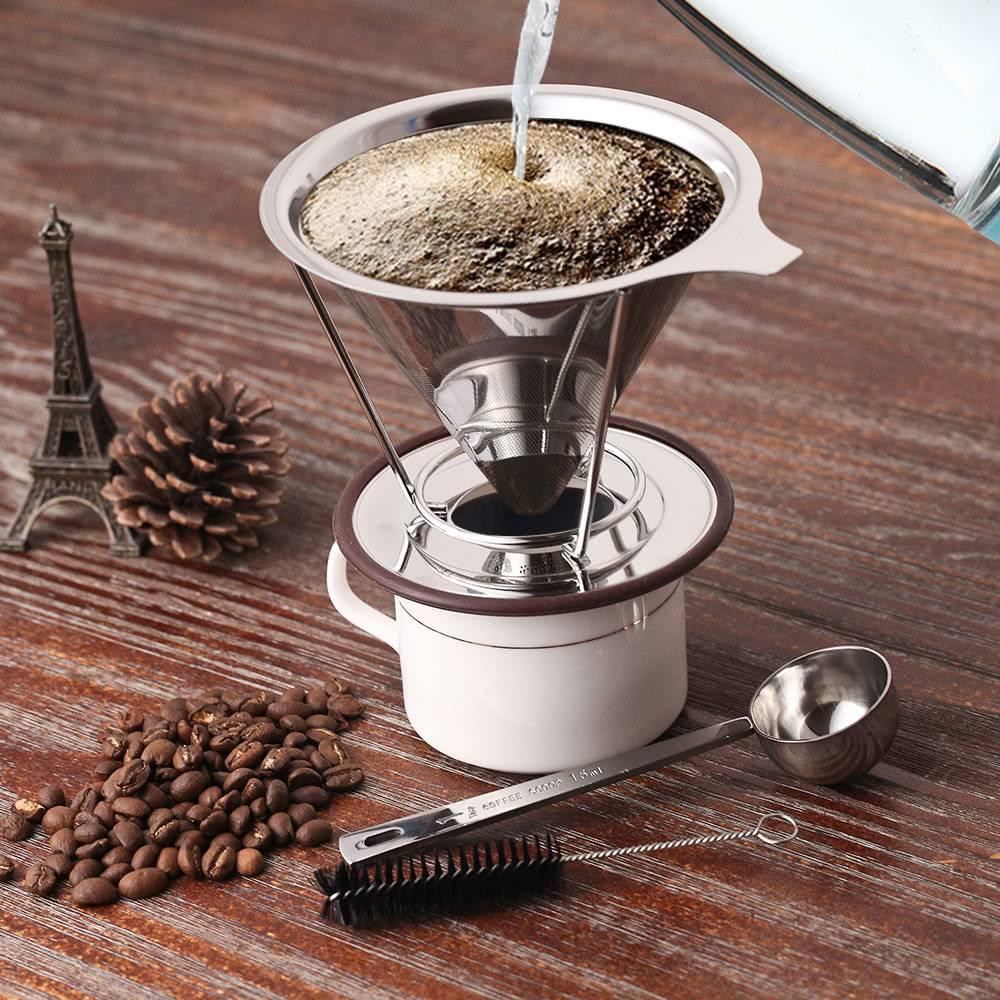 Как правильно готовить кофе в кофемашине: фильтрованный кофе