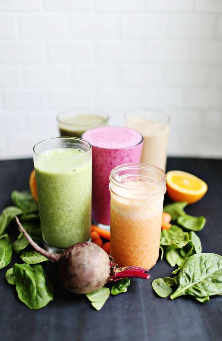 Смузи для похудения в блендере с кефиром и овсянкой — 6 вкусных рецептов