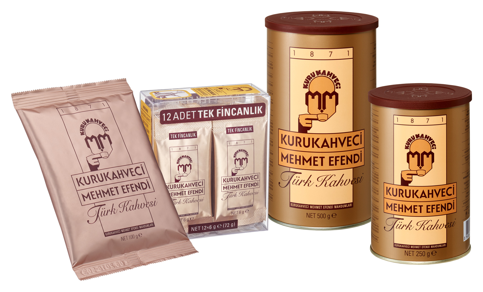 4 сорта турецкого кофе mehmet efendi: мстория турецкого бренда мехмет эфенди, сырьё и производство, ассортимент