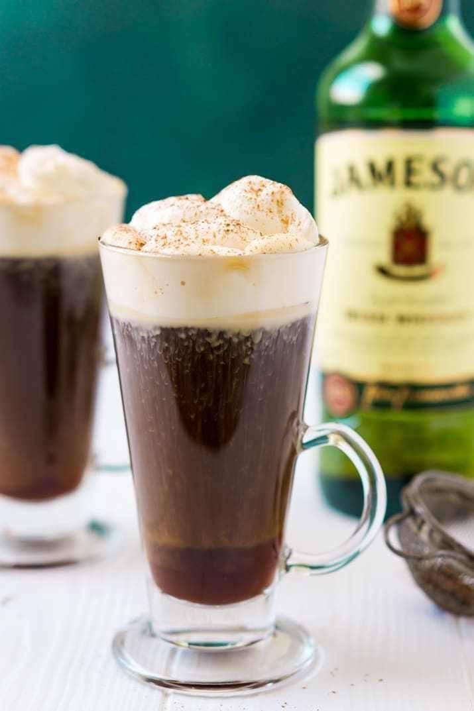 Рецепты и особенности кофе по-ирландски