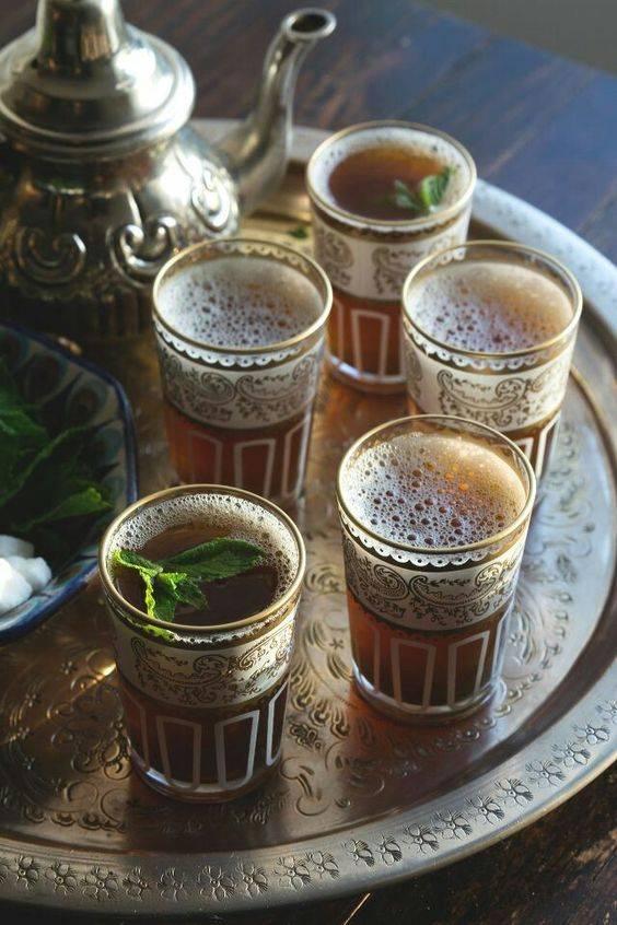 Марокканский чай: состав, рецепты приготовления, чайная церемония