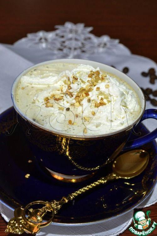 Кофе борджиа рецепт   портал о кофе