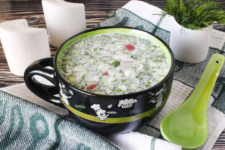 Окрошка — 7 вкусных классических рецептов окрошки на квасе
