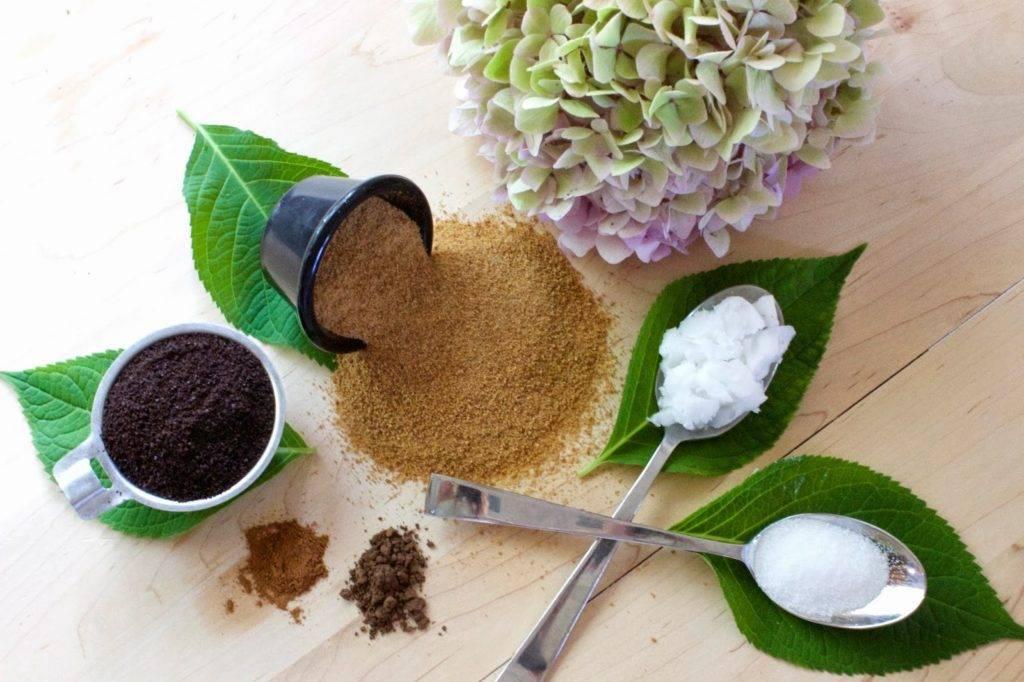 Кофейный скраб в домашних условиях - как приготовить из кофейной гущи, где купить