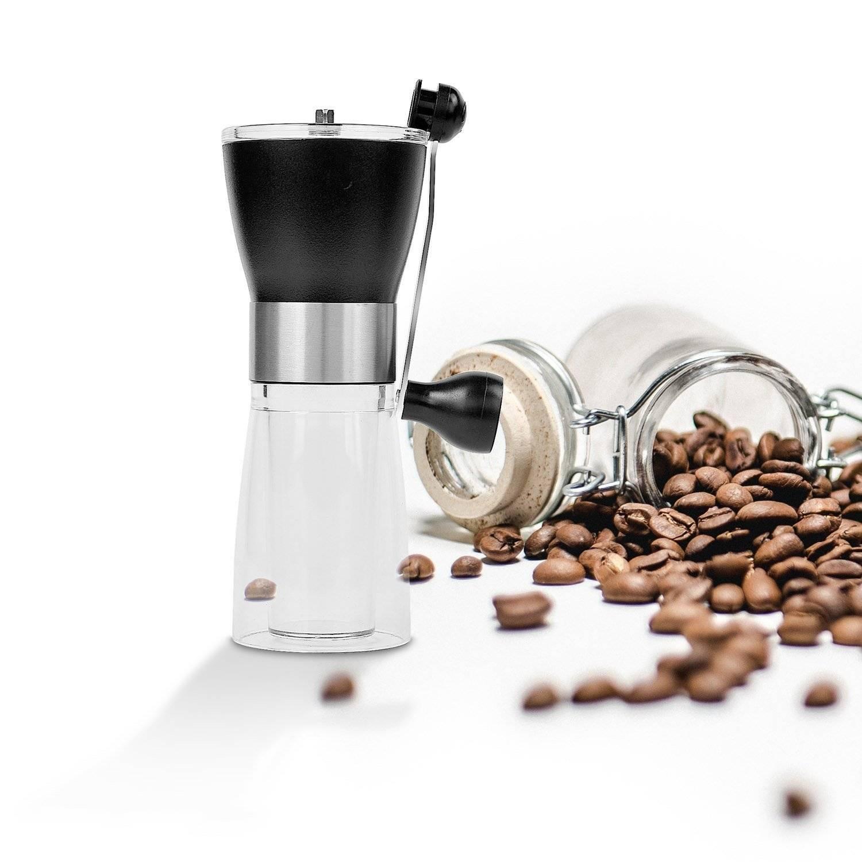 Как перемолоть кофе без кофемолки