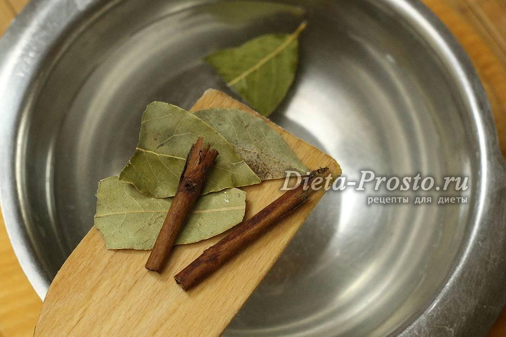 Применение чая из лаврового листа для похудения