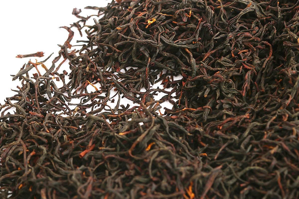 Описание чая дян хун ван владыка красного чая из дянси - чайгик