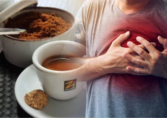 Болит желудок после кофе: причины дискомфорта и тяжести