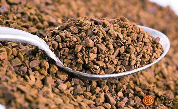Растворимый кофе: как и из чего делают?
