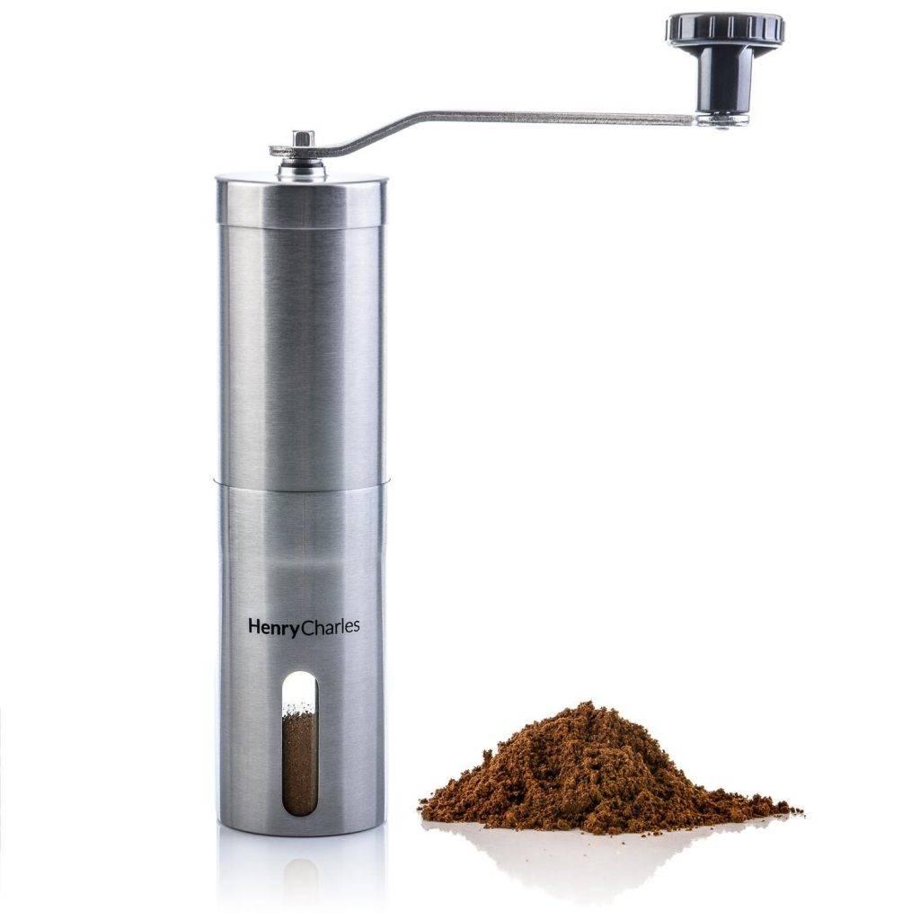 Как выбрать кофемолку для дома: электрическую или ручную?