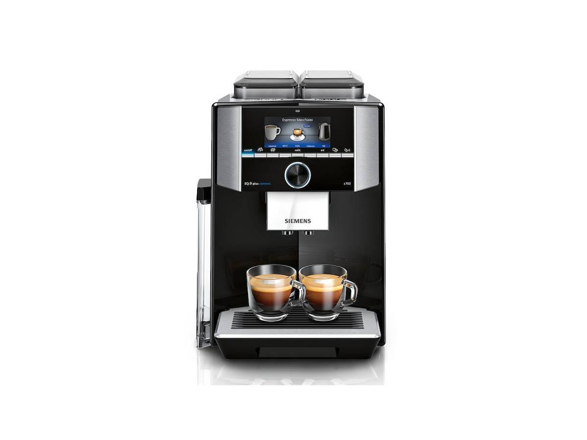 Кофемашины siemens: ваш поставщик ароматного кофе и заряда бодрости