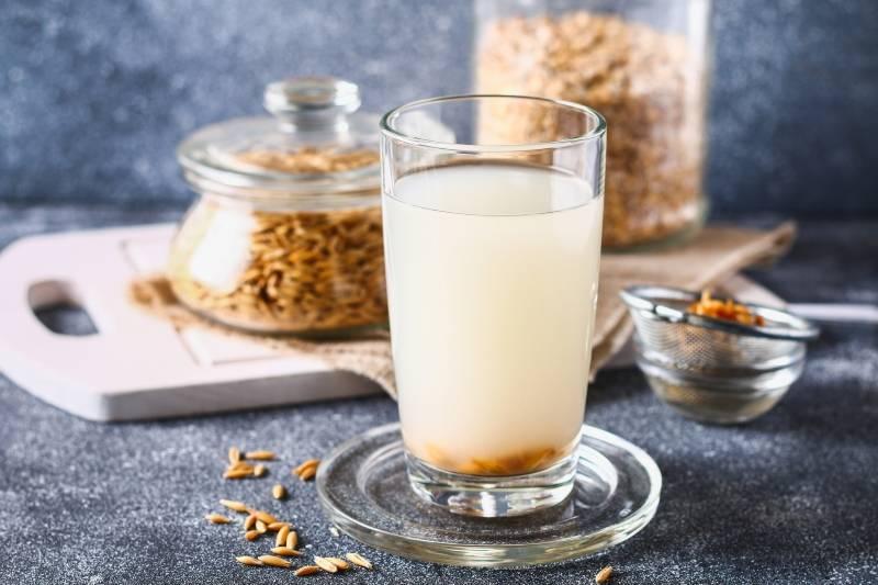 Напитки из овса: отвар от панкреатита, кисель от язвы, овес супер средство для фигуры