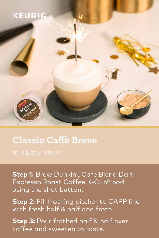 Как приготовить кофе бреве