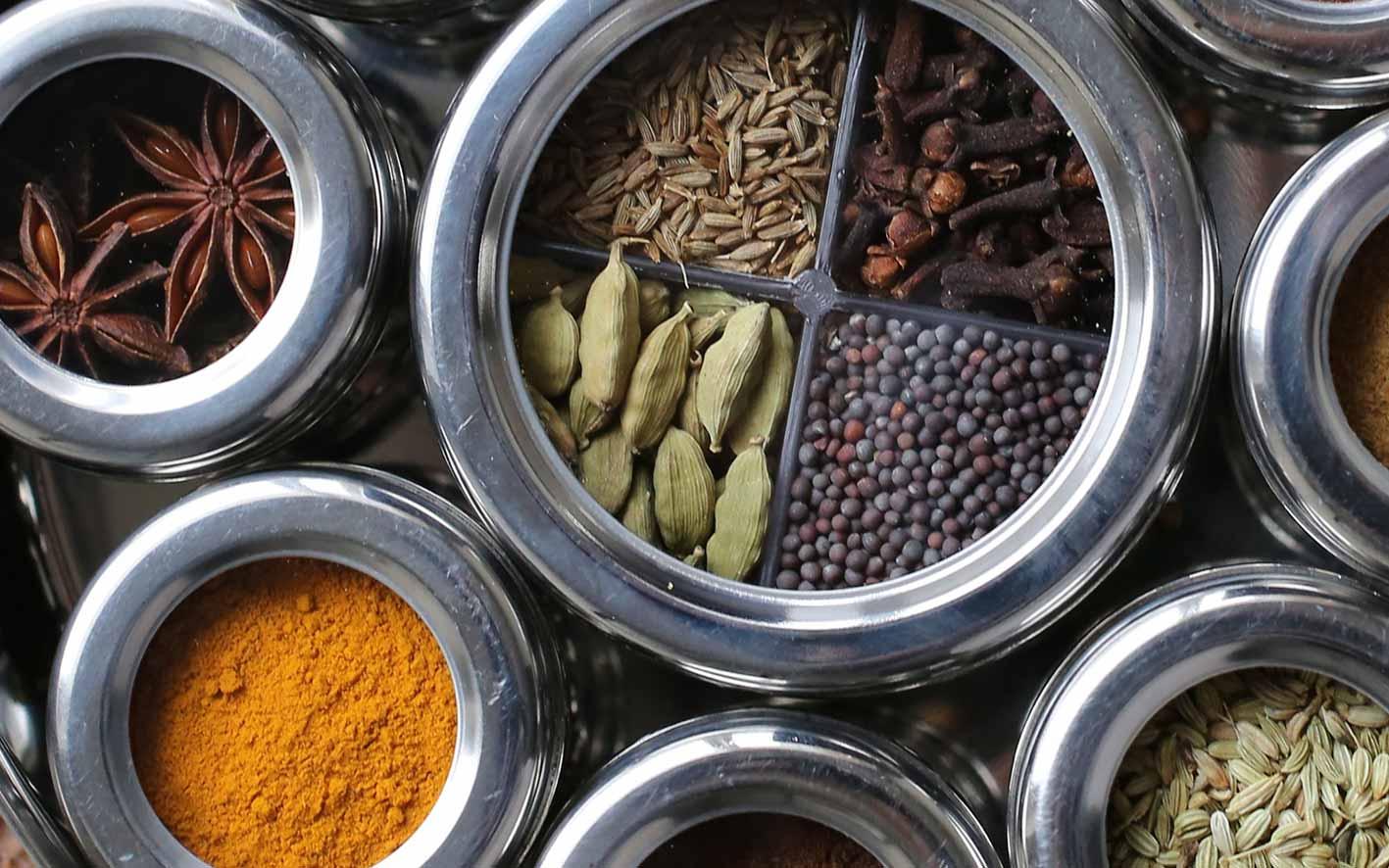 Приправа для кофе: из чего состоит мельница kamis