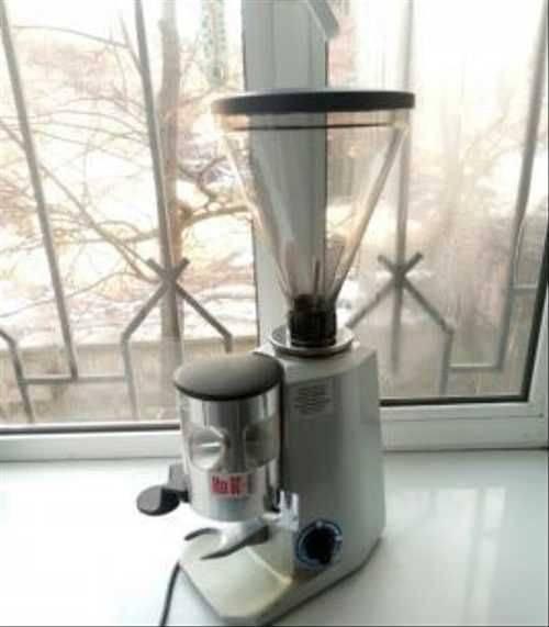 Кофемолка профессиональная mazzer mini electronic a — цена, купить в москве