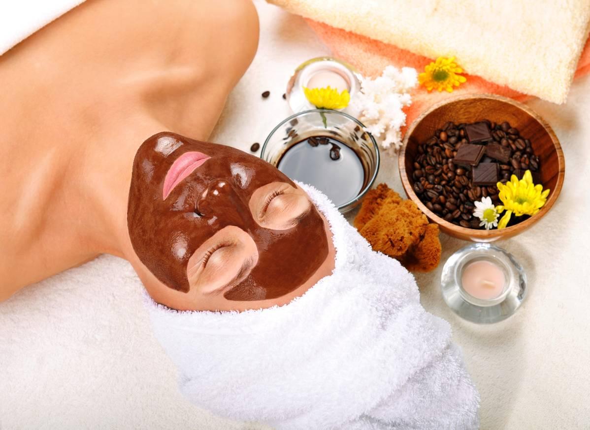 Маска из кофе для лица — рецепты в домашних условиях
