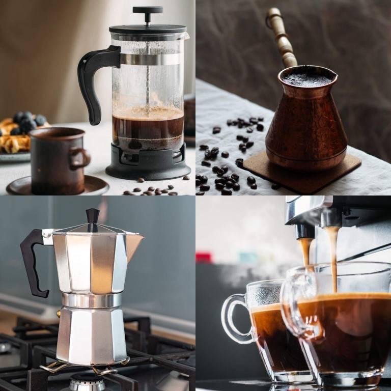 Помол кофе для гейзерной кофеварки и особенности приготовления