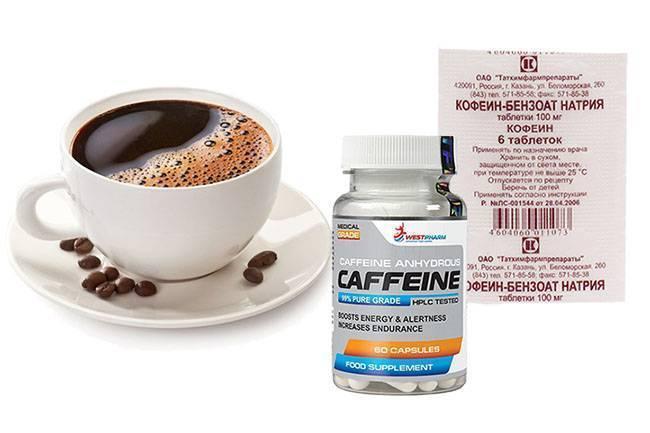Можно ли пить вместе аспирин и кофе?