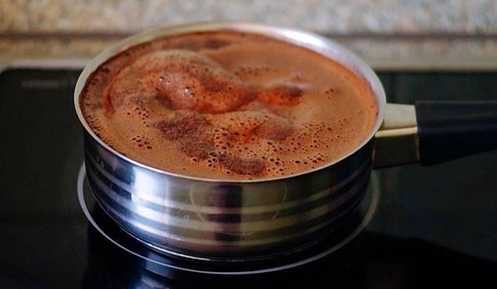 Кофе с корицей рецепт в турке (как приготовить)