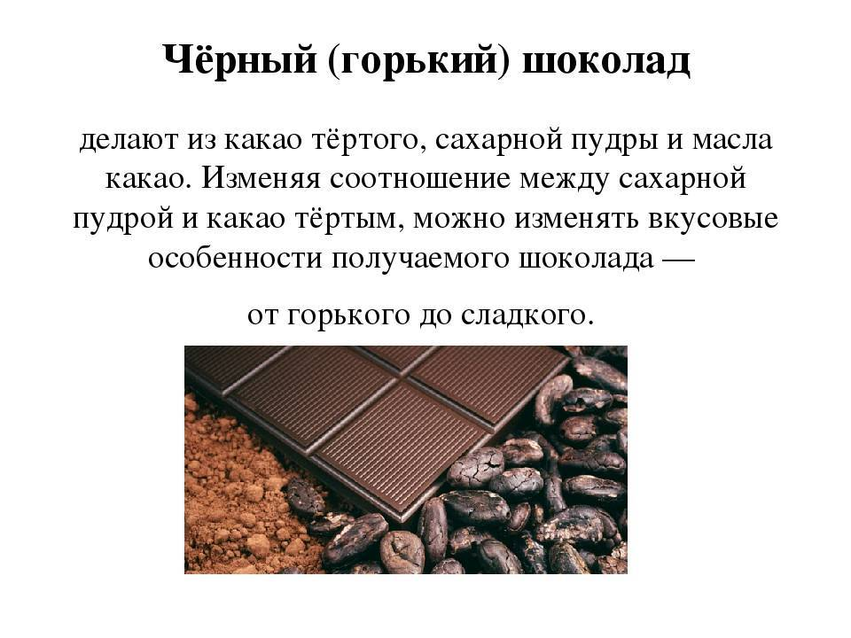 Какао-порошок – состав и способы применения продукта