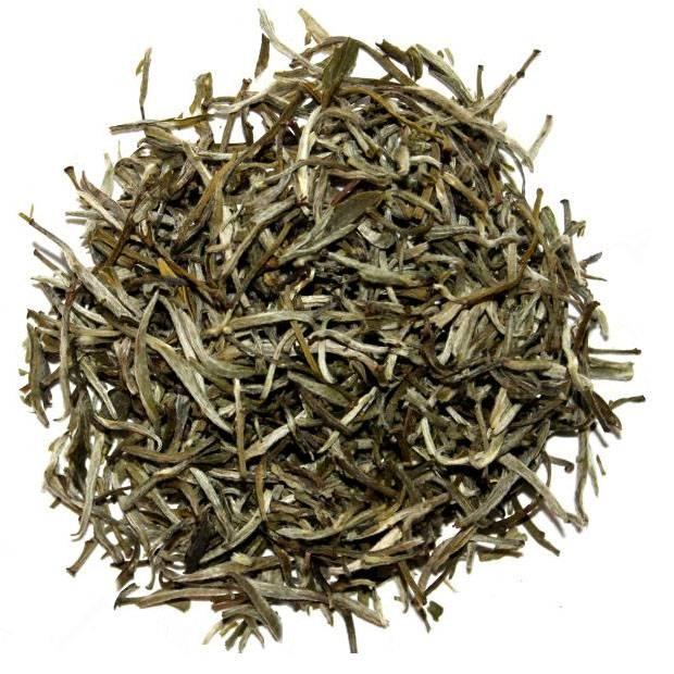 Чай белый пион (бай мудань)