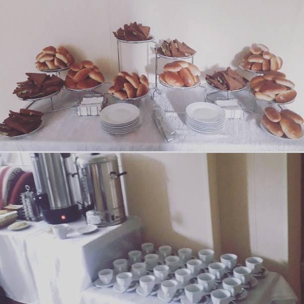 Как правильно организовать кофе-брейк. пример стандартного меню
