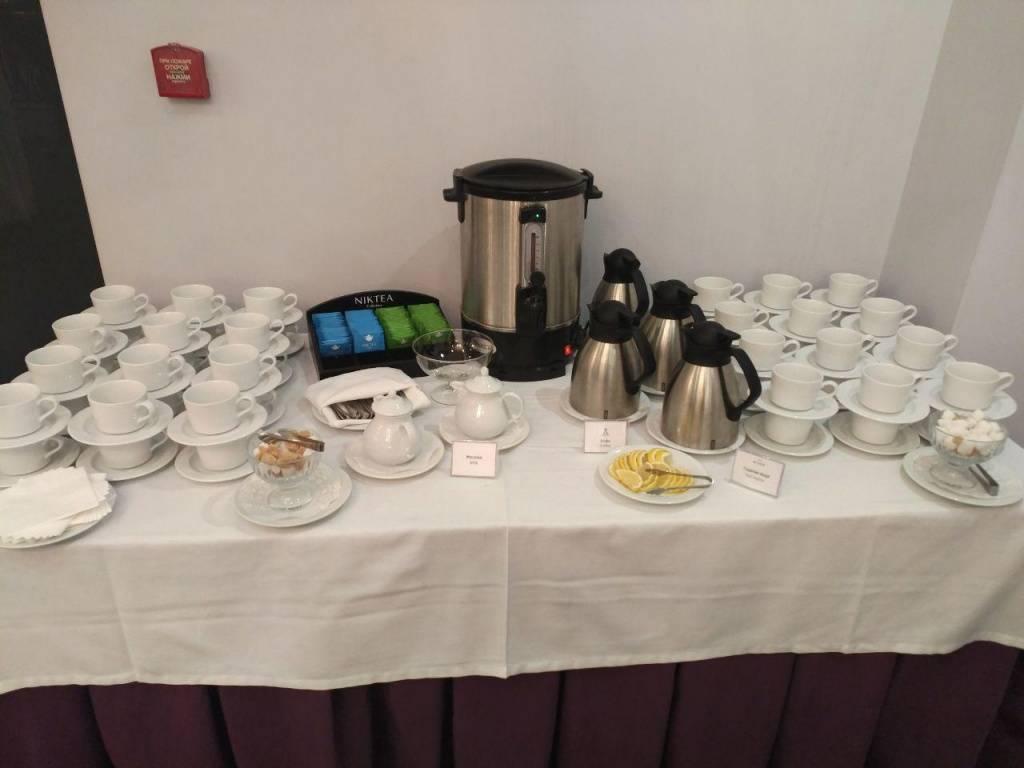 Выездной кофе-брейк на ваше мероприятие