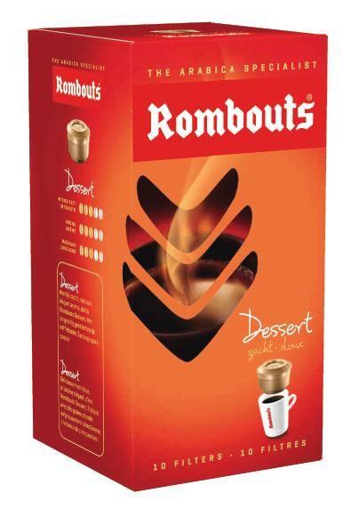 Вкусы и качество кофе rombouts