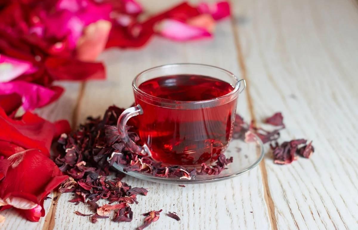 Чай каркаде для похудения: чем полезен, как пить, противопоказания