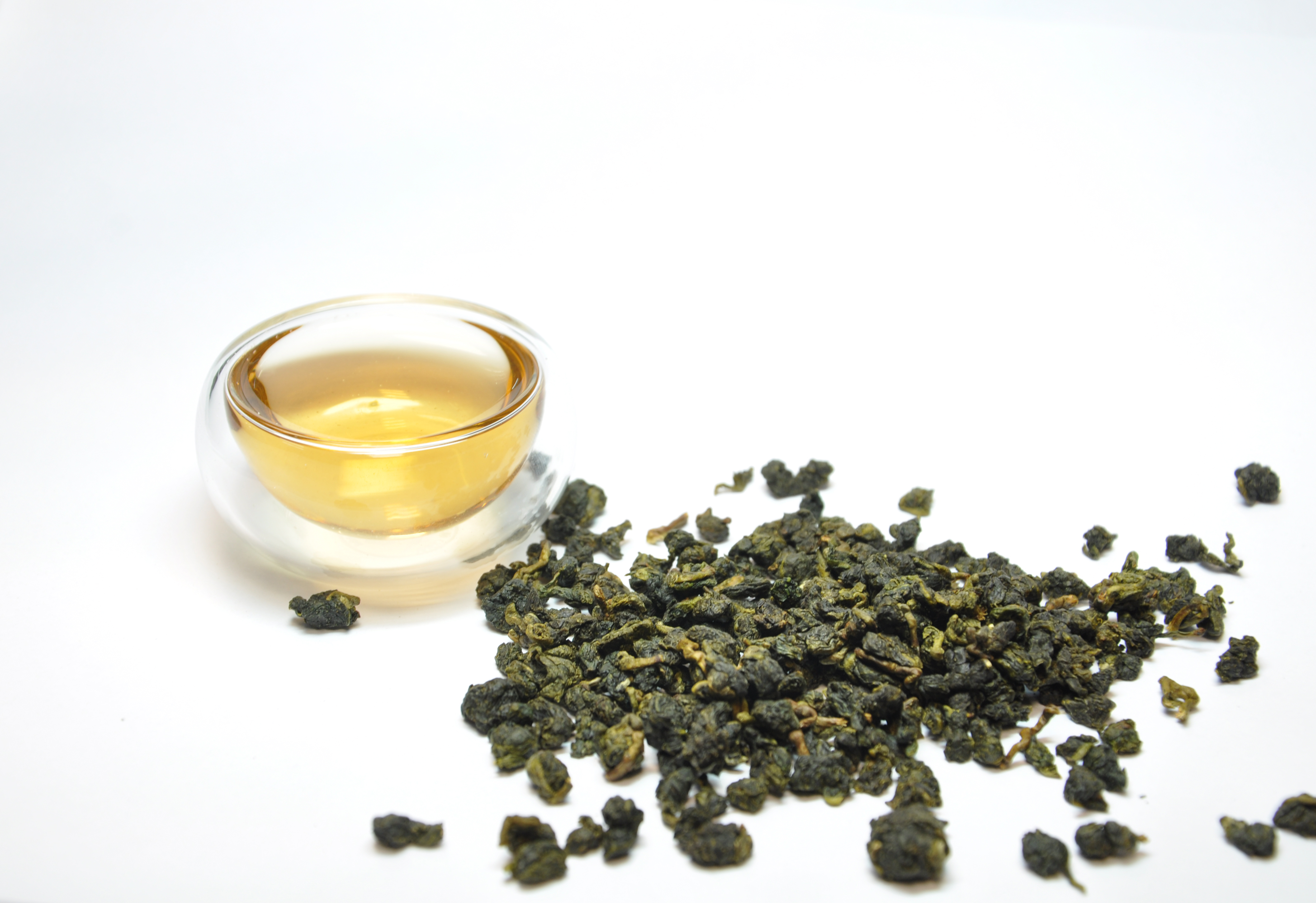 Полезные свойства и вред зеленого чая молочный улун