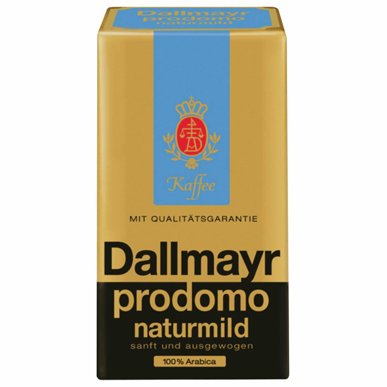 Кофе даллмайер (dallmayr): описание, история и виды марки