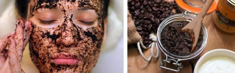 Кофейная гуща и ее применение в уходе за кожей лица и тела - маски, скрабы, лосьоны. польза и вред | жизнь прекрасна